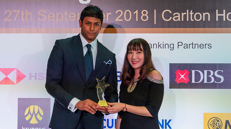 Ngern Tid Lor receives two more prestigious global awards, cementing its status as a premier Thai financial services institution