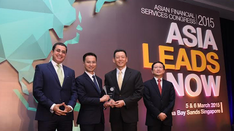 Ngern Tid Lor becomes the first Thai company to win a prestigious award for its blue-collar financial services