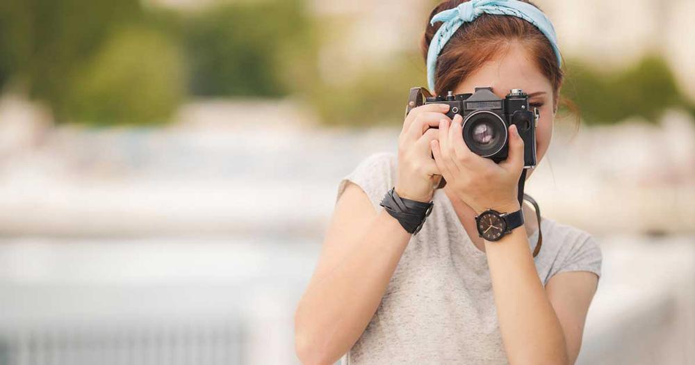อาชีพเสริม 7: รับจ้างถ่ายภาพ
